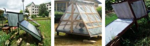 Ghana Solar Dryers