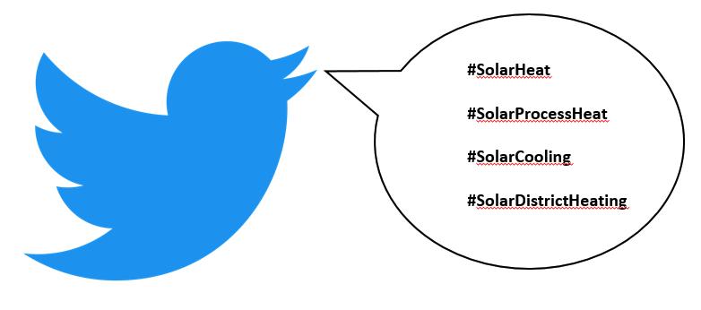 Solar Hashtags