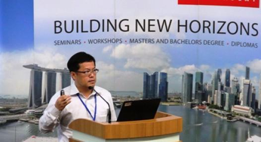 Dr Gao BCA Singapore