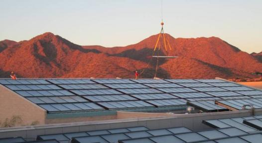USA: Largest Solar Cooling System Worldwide