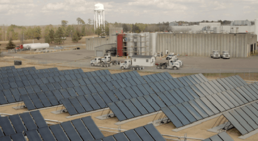 USA: Contractor Runs 5.46 MW in Poultry Processing  Industry
