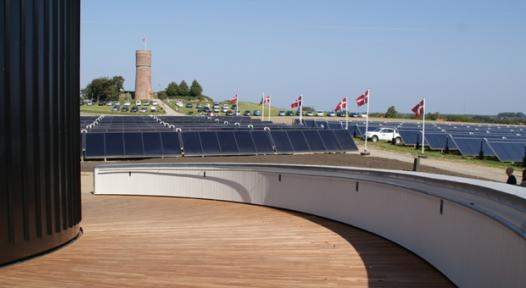 Solar District Heating in Nykobing