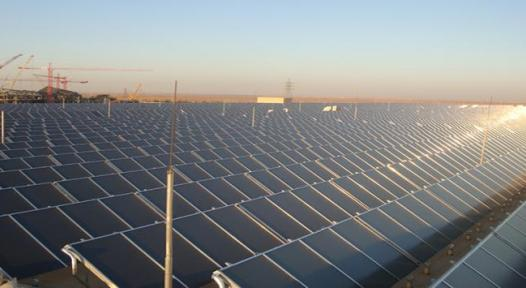 Saudi Arabia: Women's University with Solar District Heating