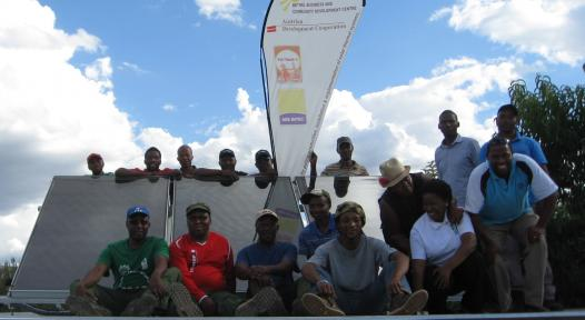 SOLTRAIN Lesotho: Small Country, Big Accomplishments