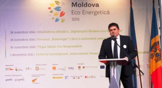 Moldova Award Ceremony