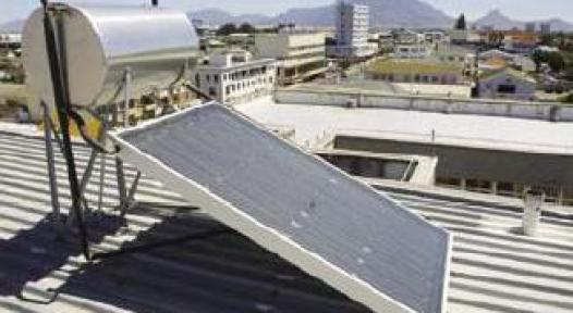 Cape Town: Draft of Solar Water Heating Bye-law