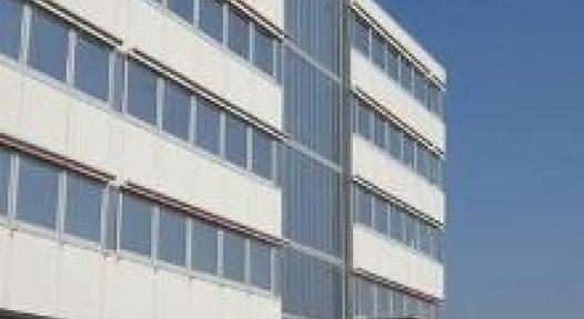 Slovenia: Coloured Air Collectors Replacing Typical Building Facades