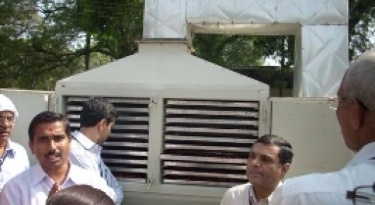 Calls for Intensive R&D on Solar Thermal Air Drying in India