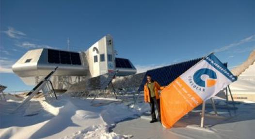 "Antarctic: Polar Station ""Princess Elisabeth"" wants to expand Solar System"