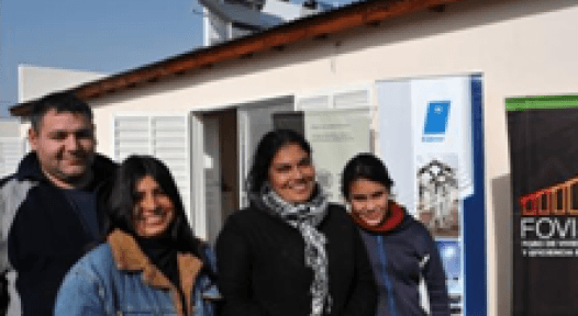 Argentina: NGO Promotes Solar Water Heaters in Social Housing