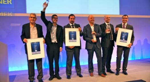 Intersolar Award 2012: Efficiency Wins