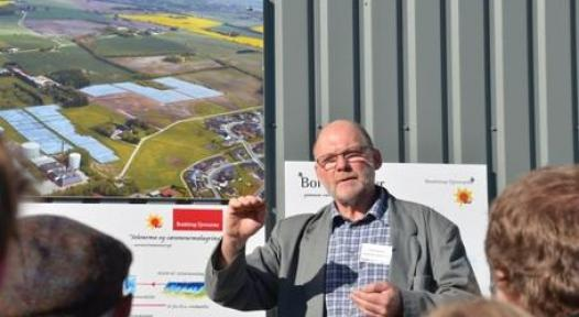 Denmark: Exporting the Solar District Heating Success Story