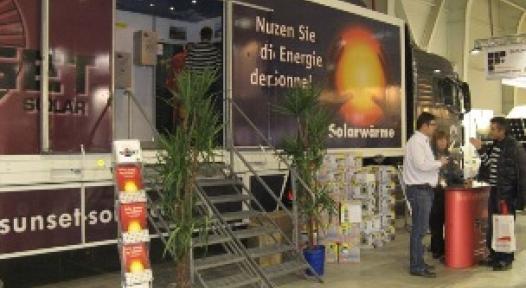 Bulgaria: Sunny Mood at SEE Solar 2012 in Sofia
