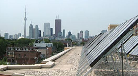 Canada: Solar Thermal Energy Competitive with Natural Gas
