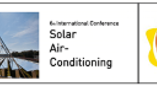 France, Italy and Brazil: Programmes for Dedicated Solar Heating and Cooling Conferences