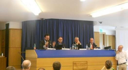 Italy: Round-table on Ways Out of Crisis