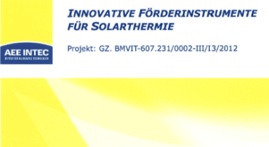 Austria: Search for Innovative Incentive Schemes