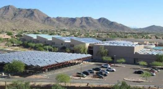 USA: S.O.L.I.D. Operates 3.4 MWth Cooling System as ESCO in Arizona