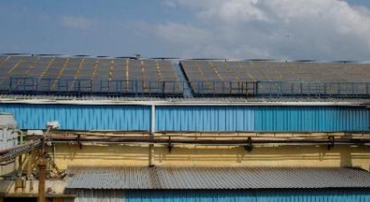 India: Solar Thermal Air Drying successfully implemented at Bicycle Factory