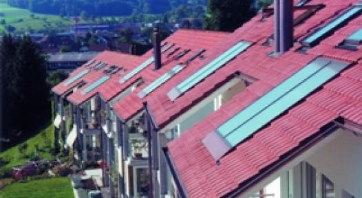 Basel-Country: At Least 50 % Solar Share in Domestic Hot Water in New Buildings