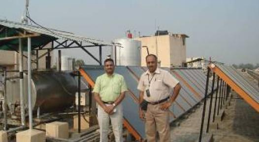 India: First Solar Thermal Energy Service Company established