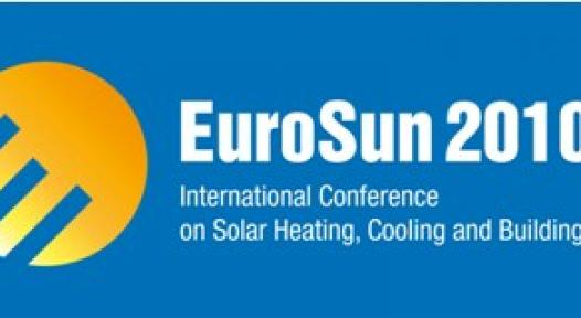 Eurosun 2010: Joining Forces for Europe's biggest Solar Heating and Cooling Conference