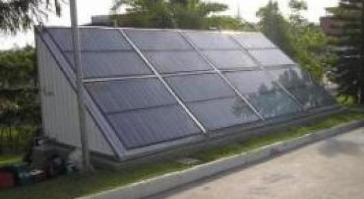 Brazil: Solar Car Wash saves Water and Chemicals