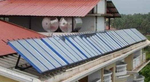 India: Goa Hotel Sector Discovers Solar Thermal