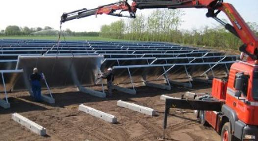 Large-Scale Solar District Heating in Denmark