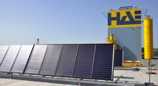 Austria: Fully Solar-Heated Commercial Buildings