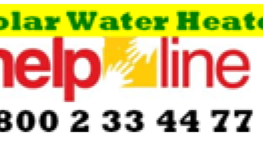India: New national Helpline for Solar Water Heaters