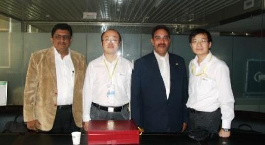 Indian-Chinese Joint-Venture produces Polymer Tanks in India