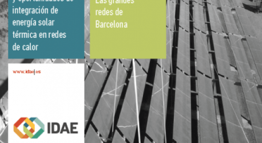 Spain: Study Demonstrates Technical and Economic Viability of Barcelona's Solar District Heating Grid