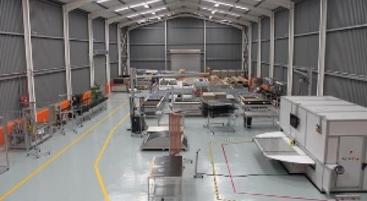 South Africa: New Collector Factory commissioned