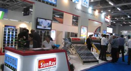 India: Chinese Manufacturers Dominate Solar Business at REI Expo 2014
