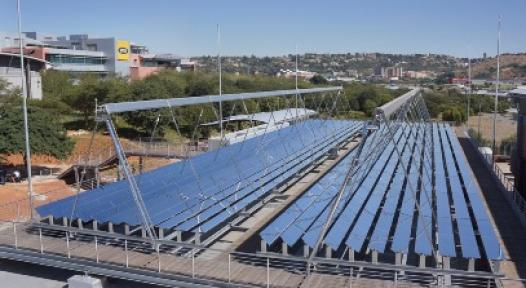South Africa: Fresnel Collectors Keep It Cool in MTN's Server Rooms