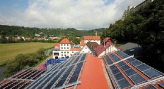 "Solar Process Heat: ""Higher Yield than in Domestic Applications"""