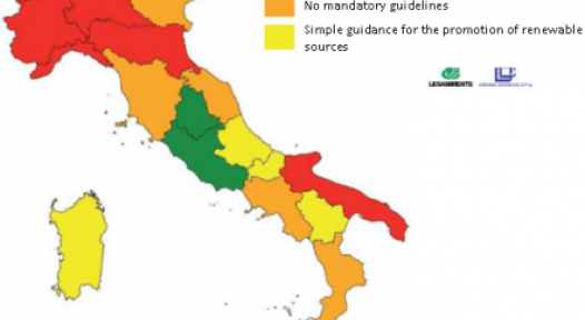 Italy: 903 Municipalities with Solar Thermal Building Obligation