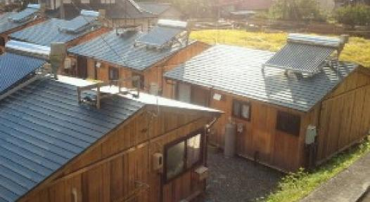 Japan: Tsunami Victims receive Solar Water Heaters