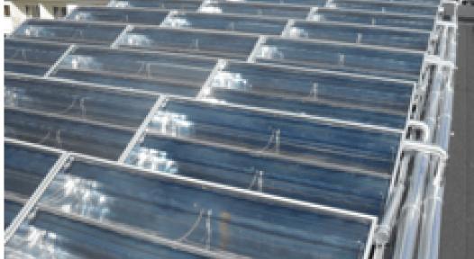 Sweden: Feeding Solar Heat into the Grid