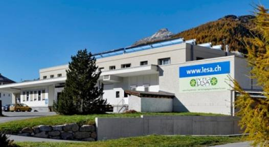 Switzerland: Parabolic Trough Collectors Produce Heat for Dairy