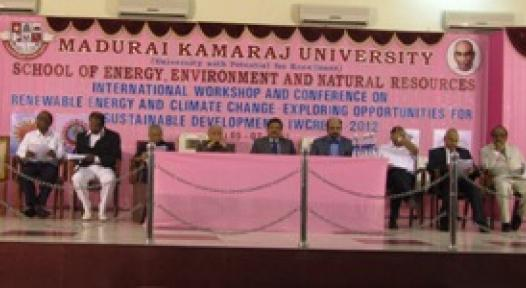 India: Conference Calls for Concerted R&D Efforts