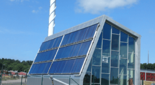 Sweden: New Solar-Heated Residential Area in Vallda Heberg