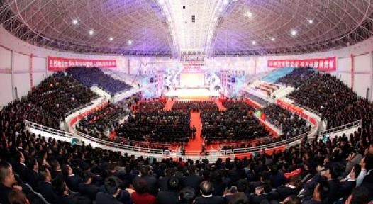 China: Micoe celebrates 10th Anniversary with 5,000 Guests