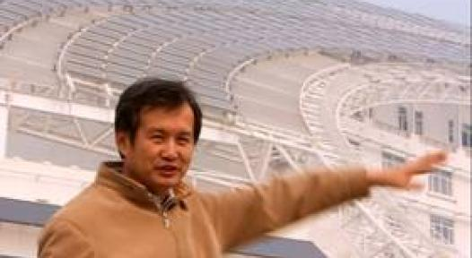 Milestone in Solar Architecture: Himin's Start of a Solar Valley