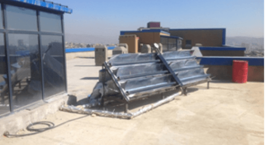 Mongolia: Cost-Effective Solar Process Heat Collector for Harsh Climates