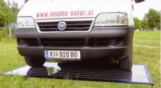 Neuma Solar: 30 % More Absorber Surface within a Collector
