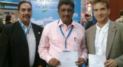 India: Exclusive Distribution Agreement for Canadian Air Collectors