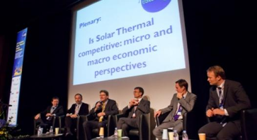 "Estec 2011: ""We need incentive tariffs for solar thermal"""