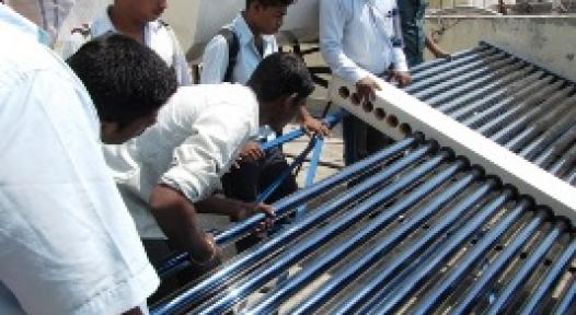 India: First Training Programme for Plumbers of ICPCI